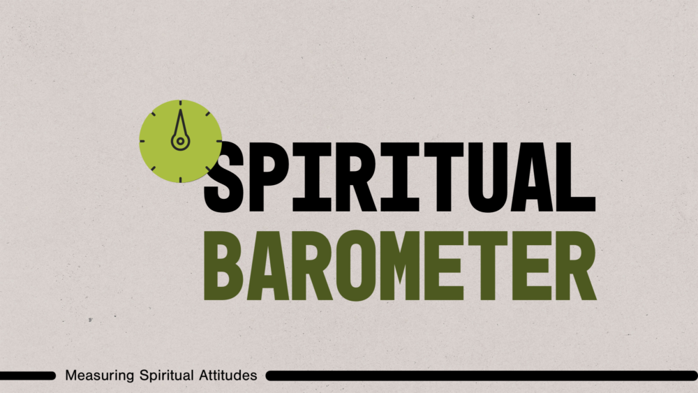 Spiritual Barometer